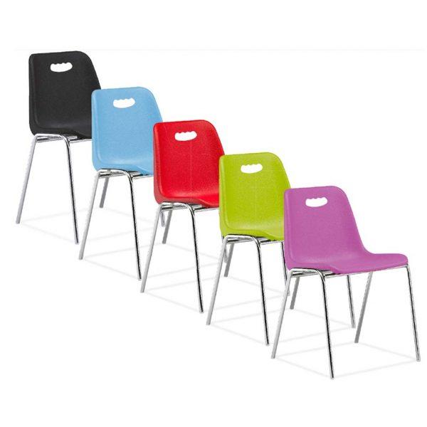 vista silla Vela toda la gama de color