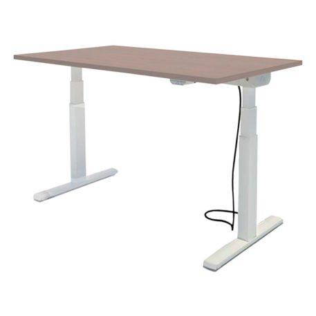 mesa elevable mediante sistema electrico
