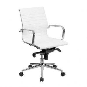 sillon activity 2 respaldo bajo blanco
