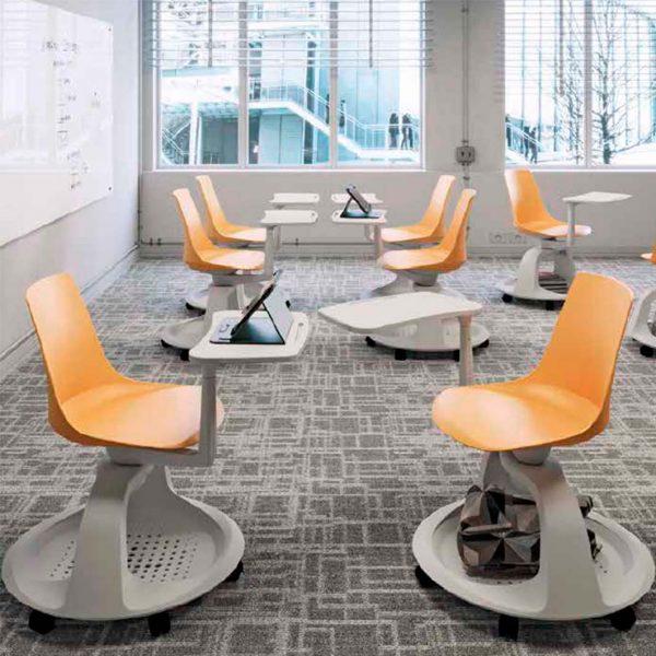foto de ambiente de la silla club