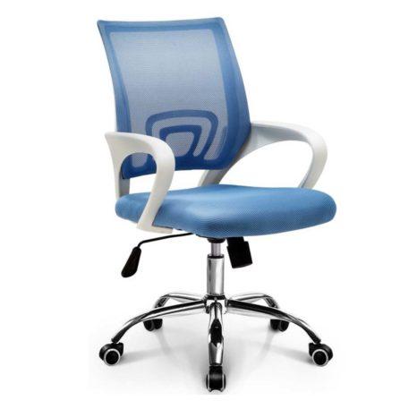 Silla estudio modelo Fiss azul
