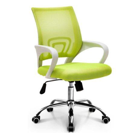 Silla estudio modelo Fiss verde