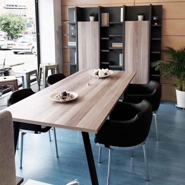 mesa atlantica para reuniones