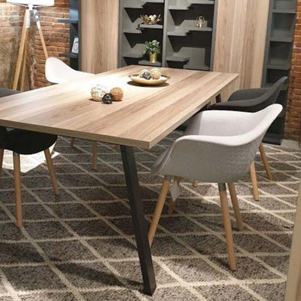 mesa usos múltiples rectangular ofiprecios