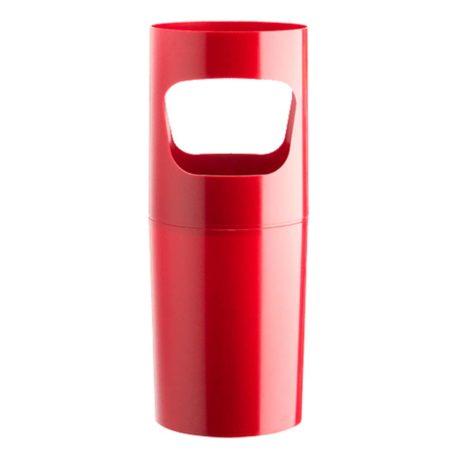 paraguero básico plástico roja