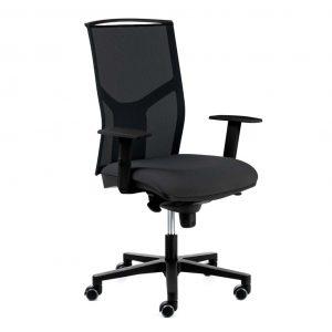 silla ati con brazos giratoria