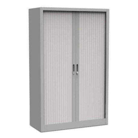 armario alto metalico puertas persiana